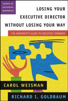 Losing Your Executive Director Without Losing Your Way by C. Weisman image