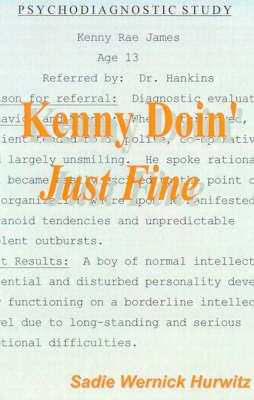Kenny Doin' Just Fine by Sadie Wernick Hurwitz image