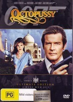 Octopussy (007) - James Bond Ultimate Edition (2 Disc Set) on DVD