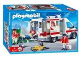 Playmobil - Ambulance Set (4221)