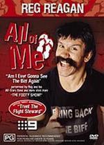 Reg Reagan - All Of Me on DVD