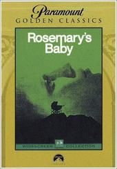 Rosemary's Baby - (Golden Classics) on DVD