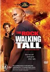 Walking Tall on DVD