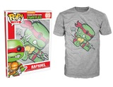 Teenage Mutant Ninja Turtles - Raphael Pop! T-Shirt (Large)
