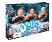 Mako Mermaids: Season 1-2 Collector's Set on DVD