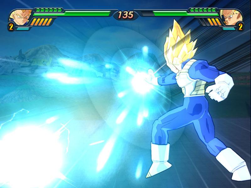Dragon Ball Z: Budokai Tenkaichi 3 (Platinum)