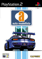 Auto Modellista for PS2