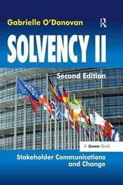 Solvency II by Gabrielle O'Donovan