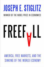 Freefall by Joseph E Stiglitz image