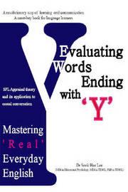 Evaluating Words Ending with 'Y' by Sook Hee Lee