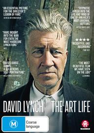 David Lynch: The Art Life on DVD