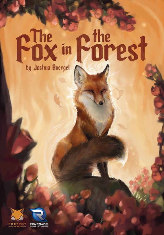 The Fox in the Forest - Card Game