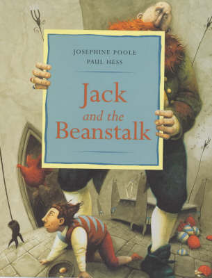 Jack And The Beanstalk by Josephine Poole image