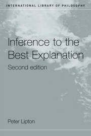 Inference to the Best Explanation by Peter Lipton image