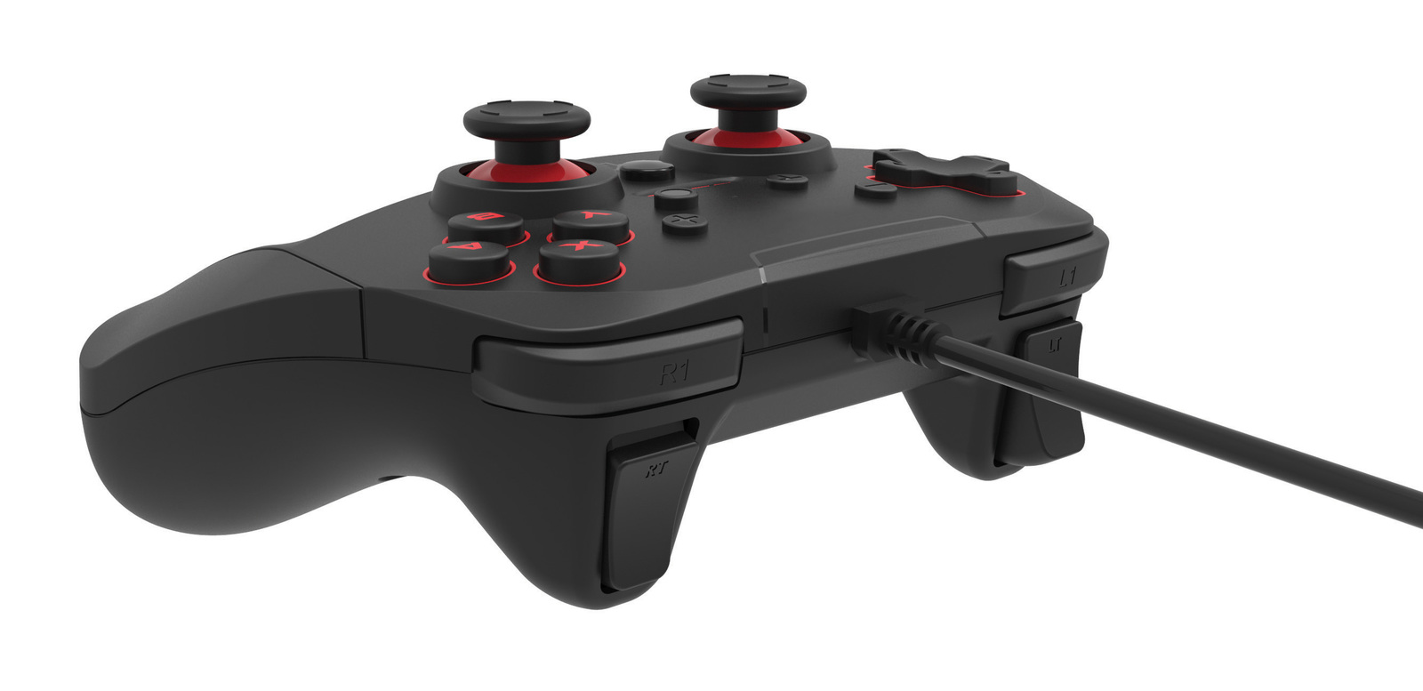 Playmax Nintendo Switch Wired Controller | Nintendo Switch | On Sale ...