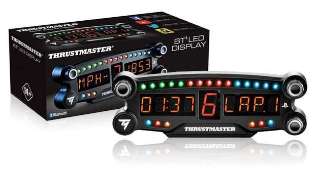 Thrustmaster Bluetooth LED Display Add On PS4 for PS4