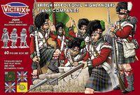 Victrix: Napoleonic Highland Infantry Flank Companies