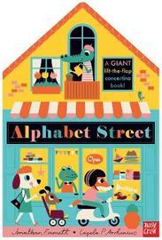 Alphabet Street by Jonathan Emmett image
