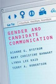 Gender and Candidate Communication image