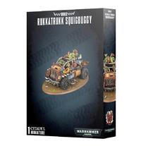 Warhammer 40,000 Orks Rukkatrukk Squigbuggy