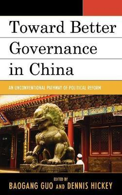 Toward Better Governance in China