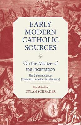 On the Motive of the Incarnation by Discalced Carmelites of Salamanca image