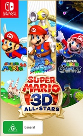 Super Mario 3D All-Stars for Switch