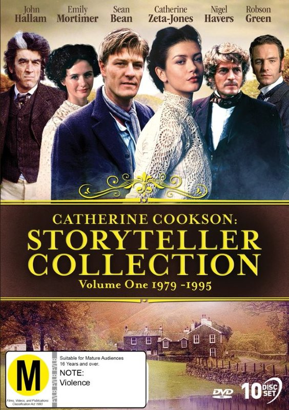 Catherine Cookson: Storyteller Collection One 1979 -1995 on DVD