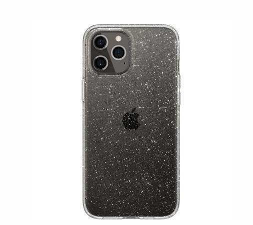 "Spigen Liquid Crystal iPhone 12 Pro Max Case (6.7"") - Glitter"