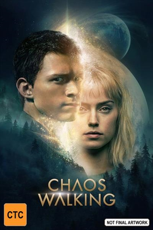 Chaos Walking on DVD