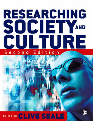 Researching Society and Culture by Clive Seale image