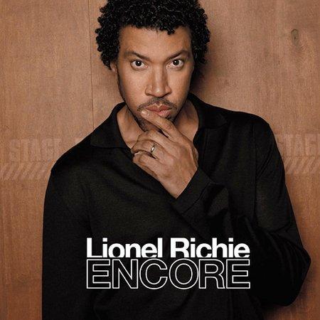 Encore: Live At Wembley Arena by Lionel Richie