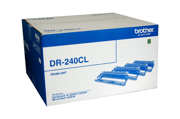 Brother DR-240CL Drum Pack (All 4 Colours)