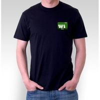 Breaking Bad Wire Black T-Shirt (S)