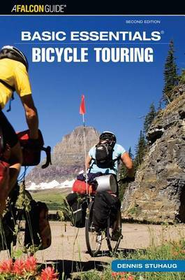 Basic Essentials Bicycle Touring by Harry Roberts image
