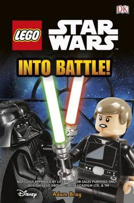 LEGO (R) Star Wars Into Battle by DK image