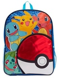 Pokemon - Pokeball Backpack