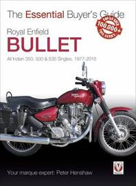Royal Enfield Bullet by Peter Henshaw