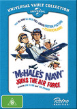 Mchale's Navy Joins The Air Force [Universal Vault Collection] on DVD