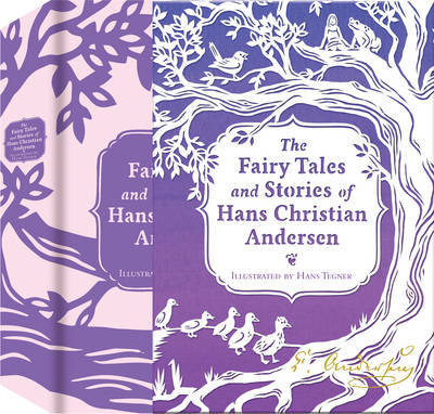 The Fairy Tales and Stories of Hans Christian Andersen by Hans Christian Andersen