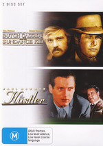 Butch Cassidy And The Sundance Kid / The Hustler (2 Disc Set) on DVD