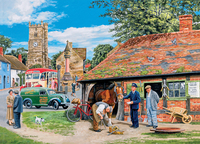 Holdson: 1000pce The Village Puzzle (The Farrier)