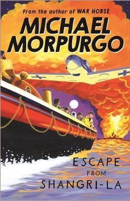 Escape from Shangri-La by Michael Morpurgo image