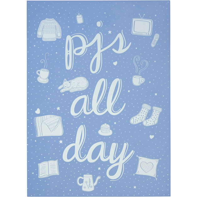 Transomnia: 'PJ's All Day' Sign