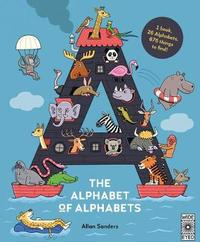 Search and Find Alphabet of Alphabets by Aj Wood