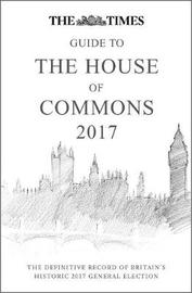 The Times Guide to the House of Commons 2017 image