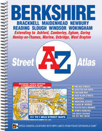 Berkshire County Atlas by Geographers A-Z Map Company