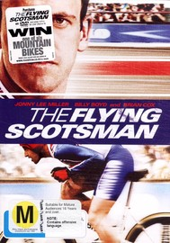 The Flying Scotsman on DVD image