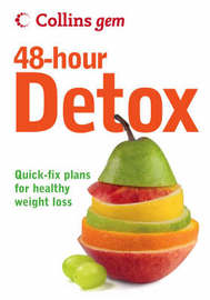 48-hour Detox by Gill Paul image