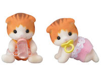 Sylvanian Families: Maple Cat Twins image